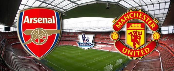 02/12/2017 Arsenal vs Manchester UnitedPremier League