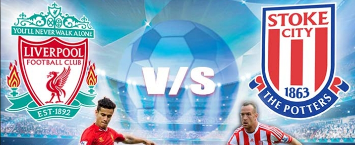 28/04/2018 Liverpool vs Stoke CityPremier League