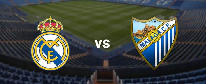 25/11/2017 Real Madrid vs Malaga CFSpanish League