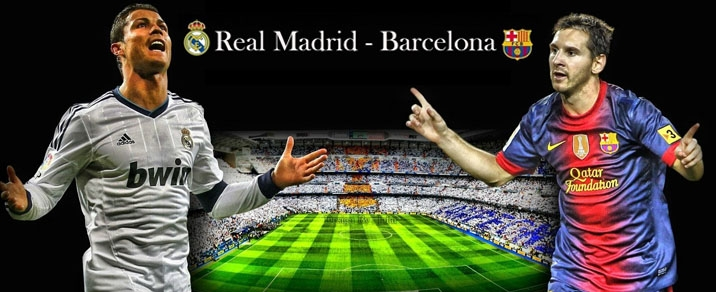 23/12/2017 Real Madrid vs FC BarcelonaSpanish League