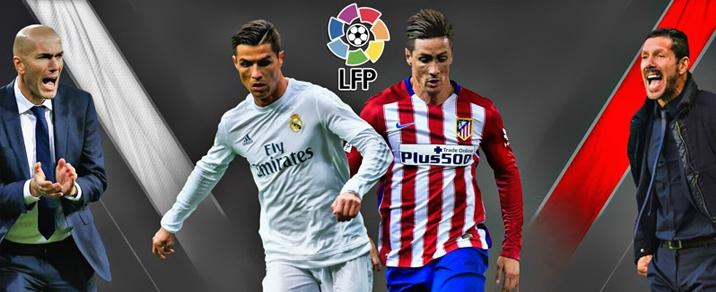 08/04/2018 Real Madrid vs Atletico de MadridSpanish League