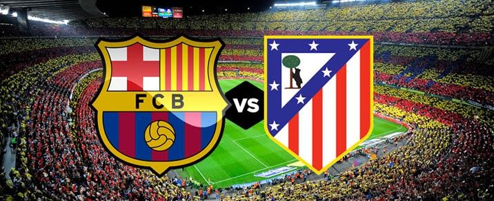 04/03/2018 FC Barcelona vs Atlético de MadridSpanish League