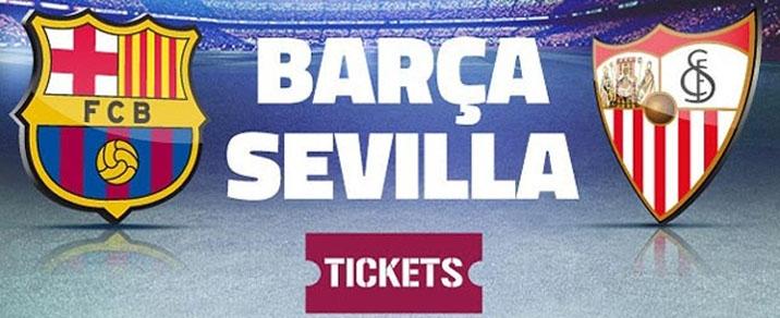 05/11/2017 FC Barcelona vs Sevilla FCSpanish League