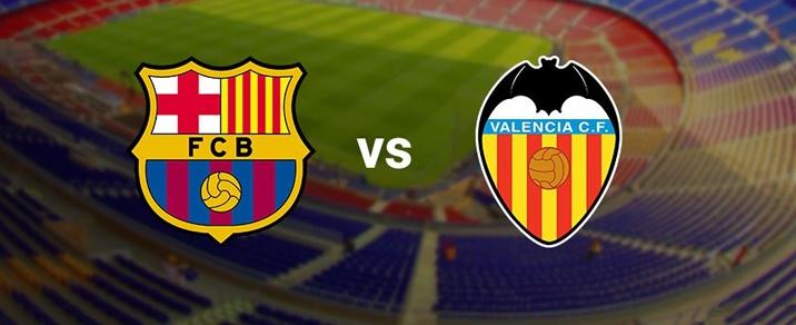 15/04/2018 FC Barcelona vs Valencia CFSpanish League