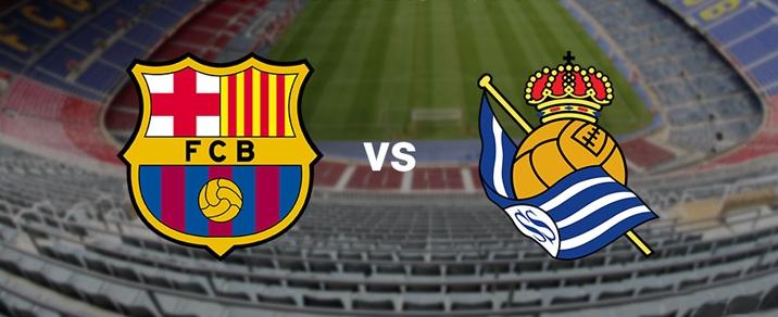 20/05/2018 FC Barcelona vs Real SociedadSpanish League