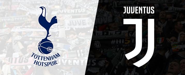 07/03/2018 Tottenham Hostspur vs JuventusChampions League