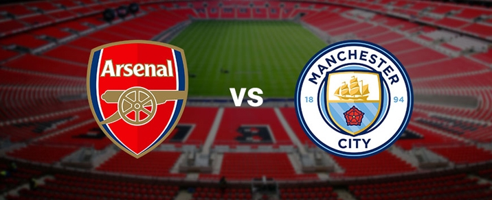 12/08/2018 Arsenal vs Manchester CityPremier League