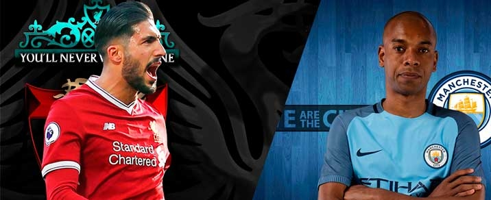 07/10/2018 Liverpool vs Manchester CityPremier League