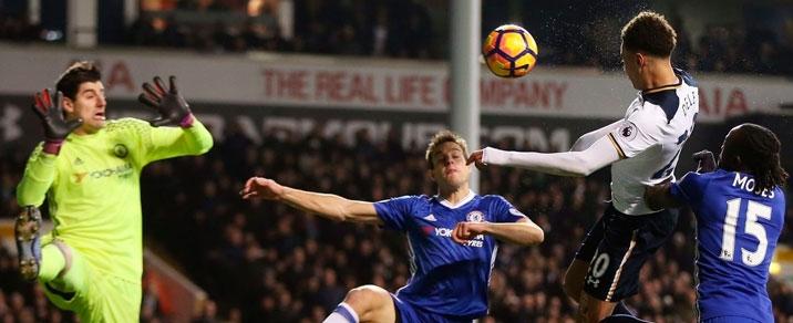 24/11/2018 Tottenham Hotspur vs ChelseaPremier League